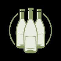 Icono botellas vino
