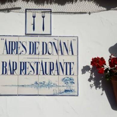 Nuestro sitio foodie en El Rocío