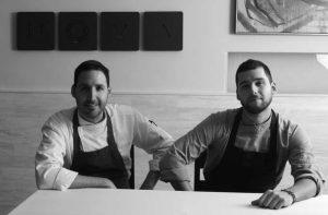 chefs del restaurante nova