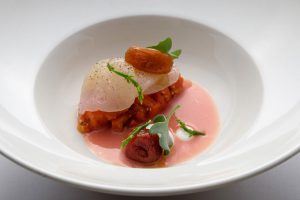 foto de plato del restaurante nova de orense