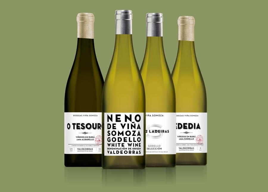 Los vinos Viña Somoza frente a un mito